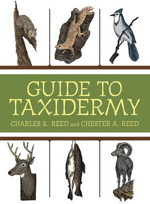 The Complete Guide to Traditional Taxidermy (BOK)