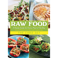 Raw Food: The Card Set: A Handy Guide for Every Meal of the Day (BOK)