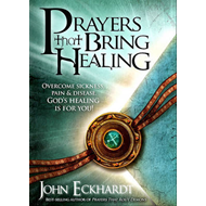 Prayers That Bring Healing (BOK)