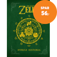 Produktbilde for Legend Of Zelda, The: Hyrule Historia (BOK)
