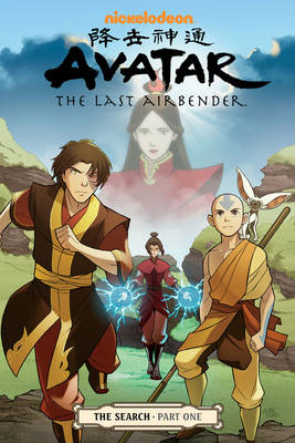 Avatar: The Last Airbender: Part 1: Search (BOK)