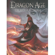 Dragon Age: The World Of Thedas Volume 1 (BOK)