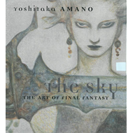 Sky, The: The Art Of Final Fantasy Slipcased Edition (BOK)