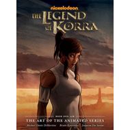Legend Of Korra, The: The Art Of The Animated Series Book On (BOK)