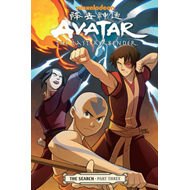 Avatar: The Last Airbender: Part 3: Search (BOK)