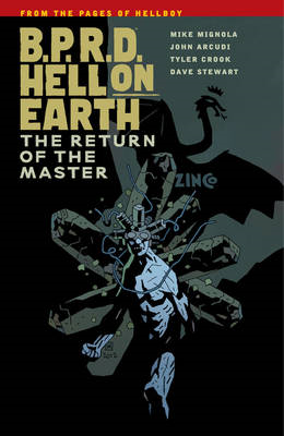 B.P.R.D. Hell on Earth Volume 6: The Return of the Master (BOK)