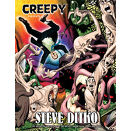 Creepy Presents Steve Ditko (BOK)