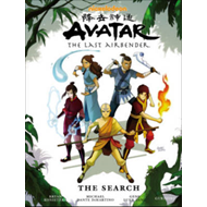 Avatar: The Last Airbender - The Search Library Edition (BOK)