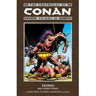 The Chronicles of Conan: Volume 25: Exodus and Other Stories (BOK)
