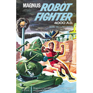 Magnus, Robot Fighter Archives: Volume 2 (BOK)