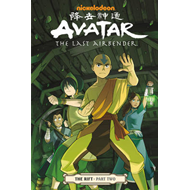 Avatar: The Last Airbender: Part 2: Rift (BOK)