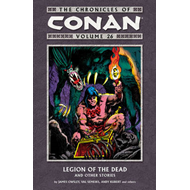 The Chronicles of Conan: Volume 26: Legion of the Dead and Other Stories (BOK)