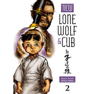 Produktbilde for New Lone Wolf & Cub Vol. 2 (BOK)
