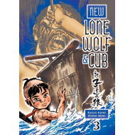 Produktbilde for New Lone Wolf And Cub Volume 3 (BOK)