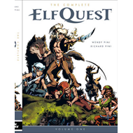 The Complete Elfquest: Volume 1 (BOK)