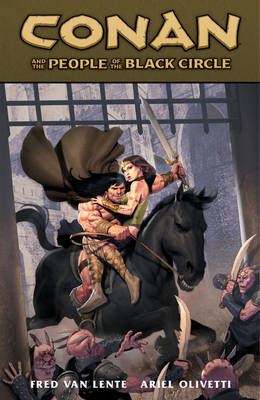 Conan: And the People of the Black Circle (BOK)