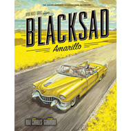Blacksad: Amarillo (BOK)