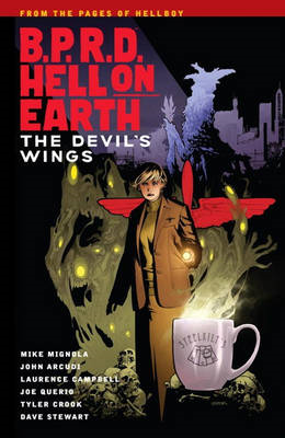 B.P.R.D. Hell on Earth Volume 10: The Devil's Wings (BOK)