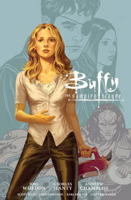 Buffy Season 9 Library Edition Volume 1 (BOK)