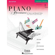 Piano Adventures, Level 1, Theory Book (BOK)