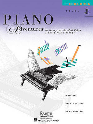 Faber Piano Adventures: Level 3B - Theory Book (BOK)