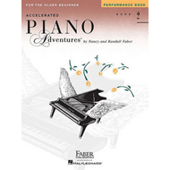 Faber Piano Adventures: Accelerated Piano Adventures for the Older Beginner - Performance Book 2 (BOK)