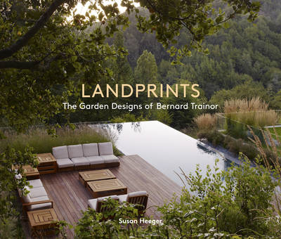 Landprints: The Garden Designs of Bernard Trainor (BOK)