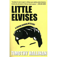 Little Elvises: A Junior Bender Mystery: Volume 2 (BOK)