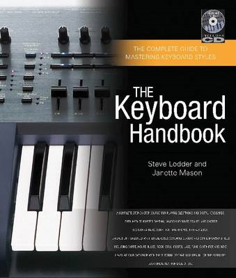 The Keyboard Handbook: The Complete Guide to Mastering Keyboard Styles (BOK)