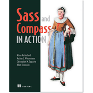 Sass and Compass in Action (BOK)