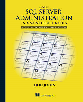 Learn SQL Server Administration in a Month of Lunches (BOK)