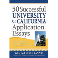50 Successful University of California Application Essays (BOK)