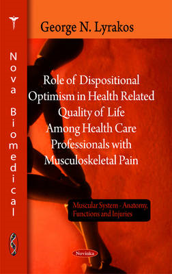 Role of Dispositional Optimism in Health Related Quality of (BOK)