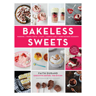 Bakeless Sweets: Pudding, Panna Cotta, Fluff, Icebox Cake, and More No-bake Desserts (BOK)