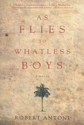 As Flies to Whatless Boys: A Novel (BOK)
