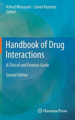 Handbook of Drug Interactions (BOK)