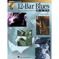 Dave Rubin: 12-Bar Blues - The Complete Guide for Bass (BOK)