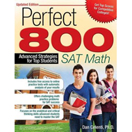 Perfect 800: SAT Math: Advanced Strategies for Top Students (BOK)