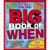Time for Kids Big Book of When (BOK)