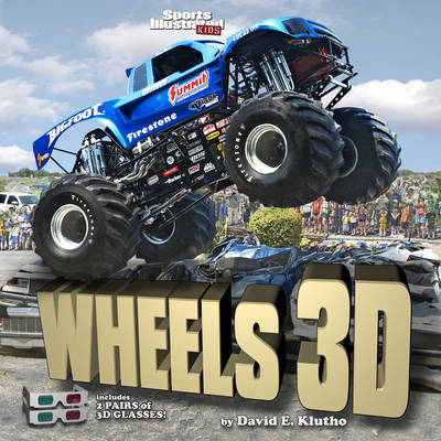 Sports Illustrated Kids Wheels 3D (BOK)