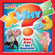 Time for Kids X-Why-Z (BOK)