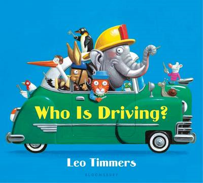 Who Is Driving? (BOK)