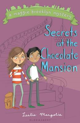 Secrets at the Chocolate Mansion (BOK)