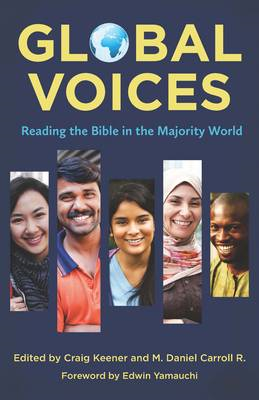Global Voices: Reading the Bible in the Majority World (BOK)