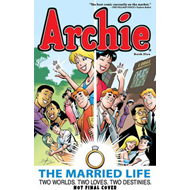 Archie: the Married Life Book: Volume 5 (BOK)