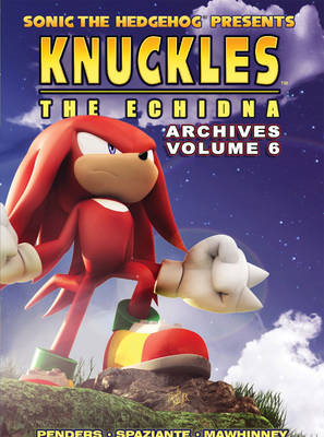 Sonic the Hedgehog Presents Knuckles the Echidna (BOK)