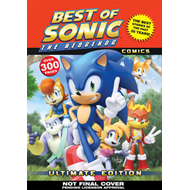 Best of Sonic the Hedgehog Comics (BOK)