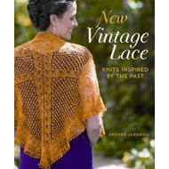 New Vintage Lace: Knits Inspired by the Past (BOK)