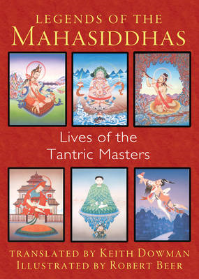 Legends of the Mahasiddhas (BOK)
