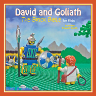 David and Goliath: The Brick Bible for Kids (BOK)